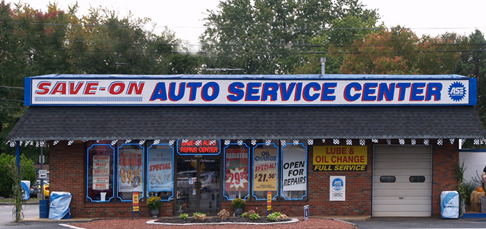 SAVE-ON AUTO SERVICE CENTER, Howell, NJ